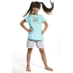 Dziewczęca piżama Blogger Girl. Szare bielizna chłopięca Astratex, z nadrukiem, z bawełny. Za 55,99 zł.