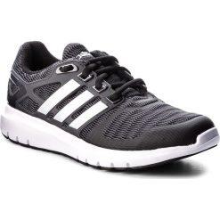 Buty adidas - Energy Cloud V B44846 Cblack/Msilve/Carbon. Czarne buty do biegania damskie marki Adidas, z kauczuku. W wyprzedaży za 199,00 zł.