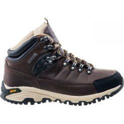 Buty trekkingowe męskie: Hi-tec Buty męskie Lotse brown/black/beige r. 45