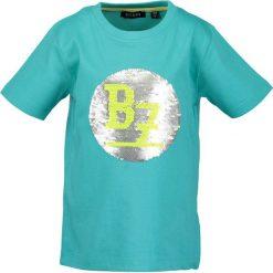 T-shirty męskie z nadrukiem: Blue Seven - T-shirt dziecięcy 92-128 cm
