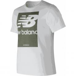 T-shirty męskie: New Balance MT81905WT