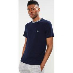 Lacoste TH3196 Tshirt basic navy blue. Szare koszulki polo marki Lacoste, z bawełny. Za 239,00 zł.