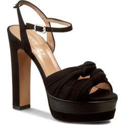 Rzymianki damskie: Sandały TWINSET – Sandalo CS7PDQ Nero 00006