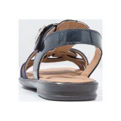 Sandały dziewczęce: Ricosta DAVONA Sandały indaco