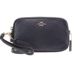 Coach CROSSBODY  Torba na ramię blue. Czarne torebki klasyczne damskie marki Coach. Za 819,00 zł.