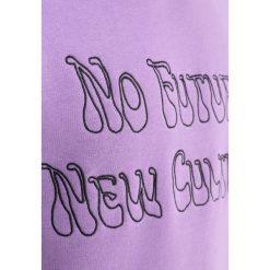 Soulland SOLLEZZO EMBROIDERY Bluza violet. Fioletowe kardigany męskie marki Reserved, l, z bawełny. Za 509,00 zł.
