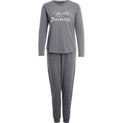 Piżamy damskie: Even&Odd STAR SET  Piżama grey