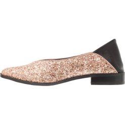 Buty ślubne damskie: Shellys London GLADYS Czółenka rose gold/black