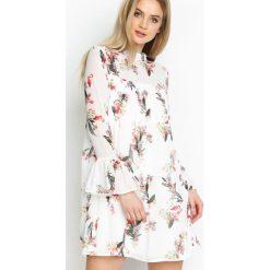 Sukienki: Biała Sukienka Lady Bird's