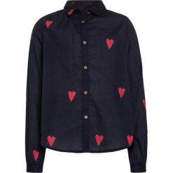 Bluzki dziewczęce bawełniane: Scotch R'Belle BOXY ALINE Koszula blue