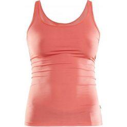 Craft Koszulka Essential Orange S. Pomarańczowe bluzki sportowe damskie marki Craft, s, na ramiączkach. W wyprzedaży za 55,00 zł.
