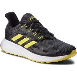 Buty adidas - Duramo 9 BB6905  Cblack/Shoyel/Ftwwht. Czarne buty do biegania męskie marki Asics. W wyprzedaży za 199,00 zł.