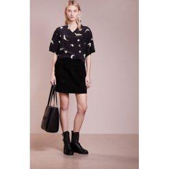 Bluzki asymetryczne: Bruuns Bazaar ASTA  Bluzka black