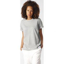 Koszulka adidas XbyO Tee (BK2295). Brązowe bralety Adidas, z bawełny, z krótkim rękawem. Za 58,99 zł.