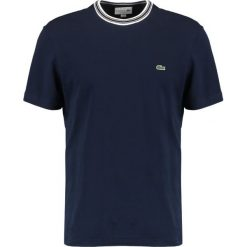 Lacoste TH3196 Tshirt basic navy blue. Niebieskie t-shirty męskie Lacoste, m, z bawełny. Za 239,00 zł.