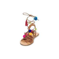 Sandały Betty London  GELO. Brązowe sandały trekkingowe damskie marki Betty London. Za 143,20 zł.