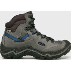 Keen - Buty Galleo Mid. Brązowe buty trekkingowe męskie Keen, z materiału, na sznurówki, outdoorowe. Za 749,90 zł.