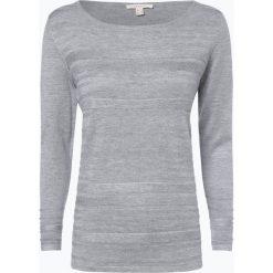 Esprit Casual - Sweter damski, szary. Szare swetry klasyczne damskie Esprit Casual, l. Za 129,95 zł.