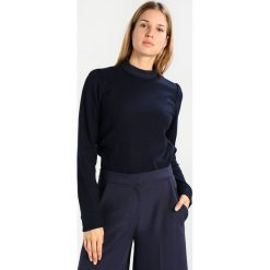 Swetry klasyczne damskie: And Less ELVERUM Sweter blue night