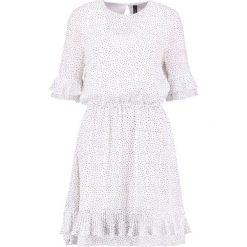 Sukienki hiszpanki: YAS YASDRIFT Sukienka letnia snow white