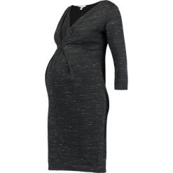Sukienki hiszpanki: Envie de Fraise MELODIA  Sukienka letnia black