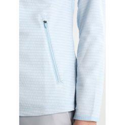Nike Performance DRY TOP Bluza rozpinana ocean bliss/silver. Niebieskie bluzy rozpinane damskie Nike Performance, xs, z materiału. Za 379,00 zł.