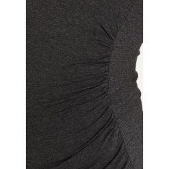 Bluzki asymetryczne: 9Fashion MADELINE Bluzka z długim rękawem anthracite