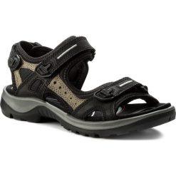 Sandały ECCO - Offroad 06956350034 Black/Mole/Black. Czarne sandały męskie skórzane ecco. Za 419,90 zł.