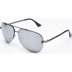 Okulary przeciwsłoneczne męskie: Okulary przeciwsłoneczne – Biały