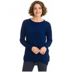 Galvanni Sweter Damski Fremantle L, Ciemnoniebieski. Niebieskie swetry klasyczne damskie GALVANNI, l, z materiału. W wyprzedaży za 299,00 zł.