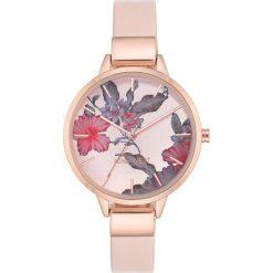 Zegarek Nine West Damski  NW/2044RGPK Fashion Rose Gold. Czerwone zegarki damskie Nine West. Za 311,70 zł.