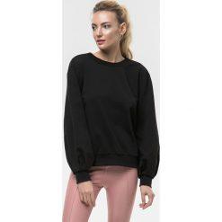 Cardio Bunny - Bluza Bell. Czarne bluzy sportowe damskie marki Cardio Bunny, l, z bawełny. W wyprzedaży za 139,90 zł.