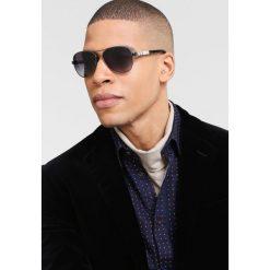 Burberry Okulary przeciwsłoneczne gunmetal. Czarne okulary przeciwsłoneczne damskie lenonki marki Burberry. Za 719,00 zł.