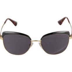 Prada Okulary przeciwsłoneczne goldcoloured. Żółte okulary przeciwsłoneczne damskie lenonki Prada. Za 1049,00 zł.