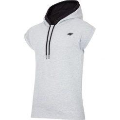 4f Koszulka męska H4Z17-TSM007 1951 szara r. S. Białe koszulki sportowe męskie marki Adidas, l, z jersey, do piłki nożnej. Za 54,00 zł.
