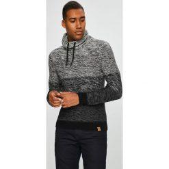 Medicine - Sweter Scandinavian Comfort. Czarne golfy męskie marki MEDICINE, l, z bawełny. W wyprzedaży za 119,90 zł.