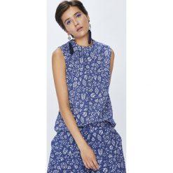 Medicine - Koszula Rustic Indigo. Niebieskie koszule damskie marki ARTENGO, z elastanu, ze stójką. W wyprzedaży za 39,90 zł.