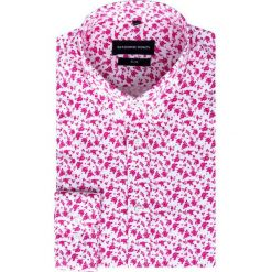 Koszula SIMONE KDWS000189. Czarne koszule męskie na spinki marki TOM TAILOR DENIM, l, z bawełny, button down, z długim rękawem. Za 199,00 zł.