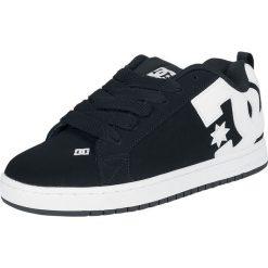 Buty skate męskie: DC Shoes Court Graffik Buty sportowe czarny/biały