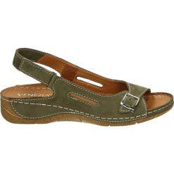 Sandały damskie: Sandały – 1168 NAB SAMU