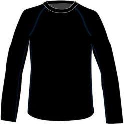 T-shirty chłopięce: MARTES Koszulka juniorska RAVO JR czarna r. 140