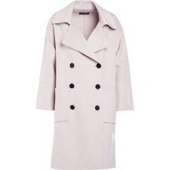 Płaszcze damskie pastelowe: Bruuns Bazaar ELLA Płaszcz wełniany /Płaszcz klasyczny dust beige