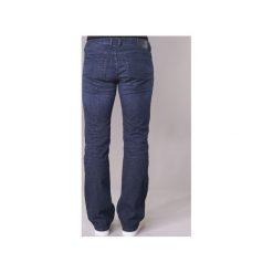 Jeansy bootcut Diesel  ZATINY. Niebieskie jeansy męskie marki Diesel. Za 495,20 zł.