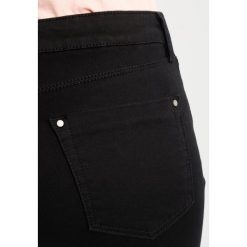 Jeansy damskie: Warehouse POWERHOLD  Jeansy Slim Fit black