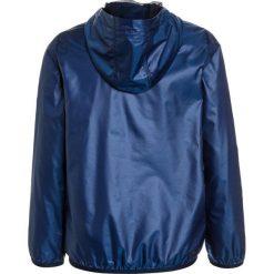 Adidas Originals Kurtka sportowa collegiate navy/hires blue/white. Niebieskie kurtki chłopięce sportowe marki bonprix, z kapturem. W wyprzedaży za 242,10 zł.
