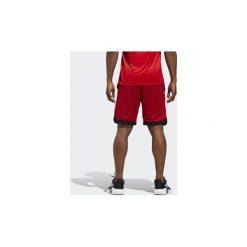 Szorty i Bermudy  adidas  Szorty Mesh Sport. Niebieskie bermudy męskie marki Adidas, m. Za 129,00 zł.