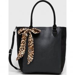 Haily's - Torebka. Czarne torebki klasyczne damskie Haily's, z materiału, duże. Za 89,90 zł.