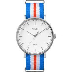 Timex - Zegarek TW2P91100. Czarne zegarki męskie marki Fossil, szklane. W wyprzedaży za 219,90 zł.