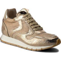 Sneakersy VOILE BLANCHE - Julia Slam 0012011157.04.9137 Platino. Żółte sneakersy damskie Voile Blanche, z materiału. W wyprzedaży za 560,00 zł.