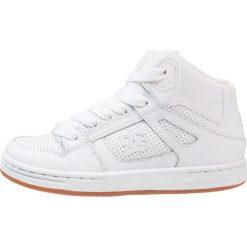 Tenisówki męskie: DC Shoes PURE Buty skejtowe white
